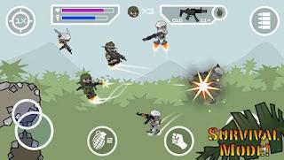 Doodle Army 2 Mini Miltia Mod APK