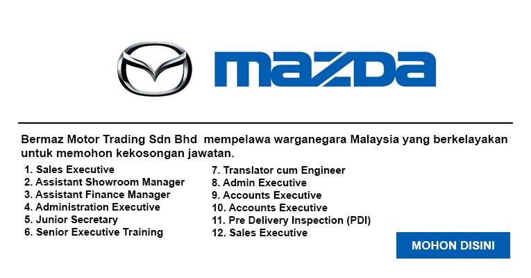 Bermaz Motor Trading Sdn Bhd