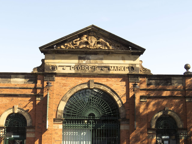 Cool things to do in Belfast: St. George's Market