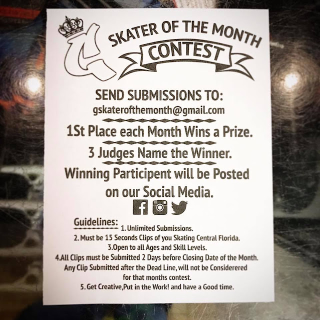 orlando skateboard video contest galactic g skateshop