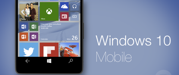 Microsoft Confirms Windows 10 Mobile for all devices, but there is a