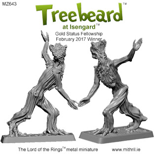 Treebeard at Isengard MZ643