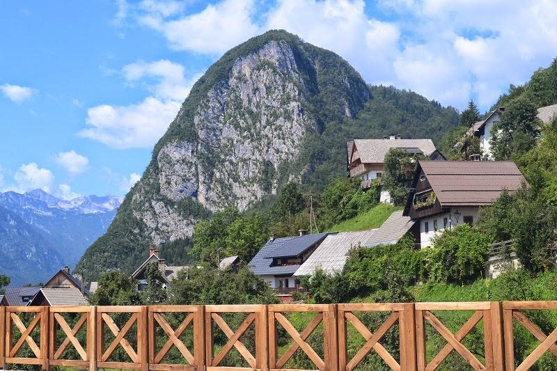 Srednja vas v Bohinju, Slovénie, voyage, Europe
