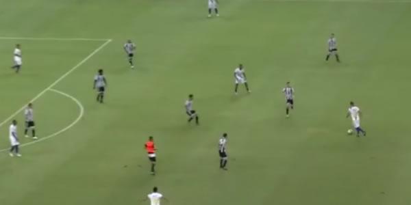 Horizonte perde para o Ceará, mas segue na zona de classificação.