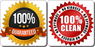 100 percent clean, virus free, 100 working file