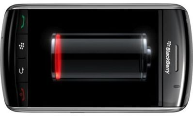 Agar Daya Baterai BlackBerry Tidak Cepat Habis