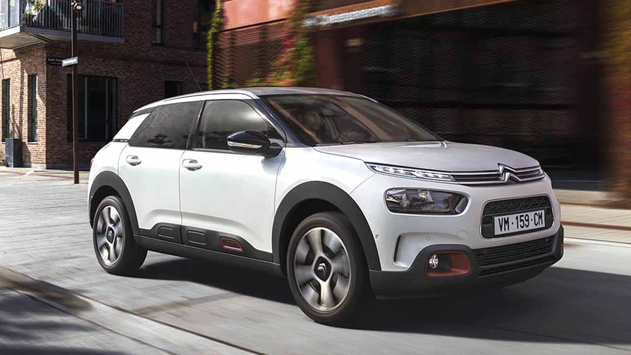 2018 citroen c4 cactus auto cars. Black Bedroom Furniture Sets. Home Design Ideas