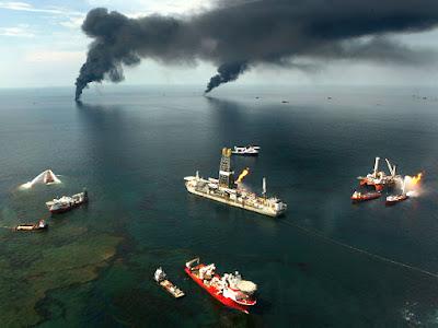 Meksika Körfezi Faciası, Körfez Felaketi, Körfez Faciası,