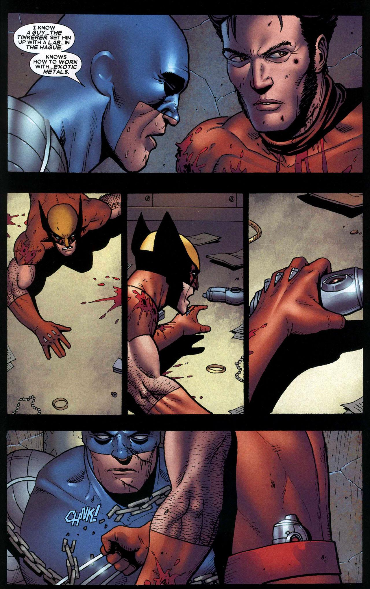 Read online Wolverine: Origins comic -  Issue #14 - 24