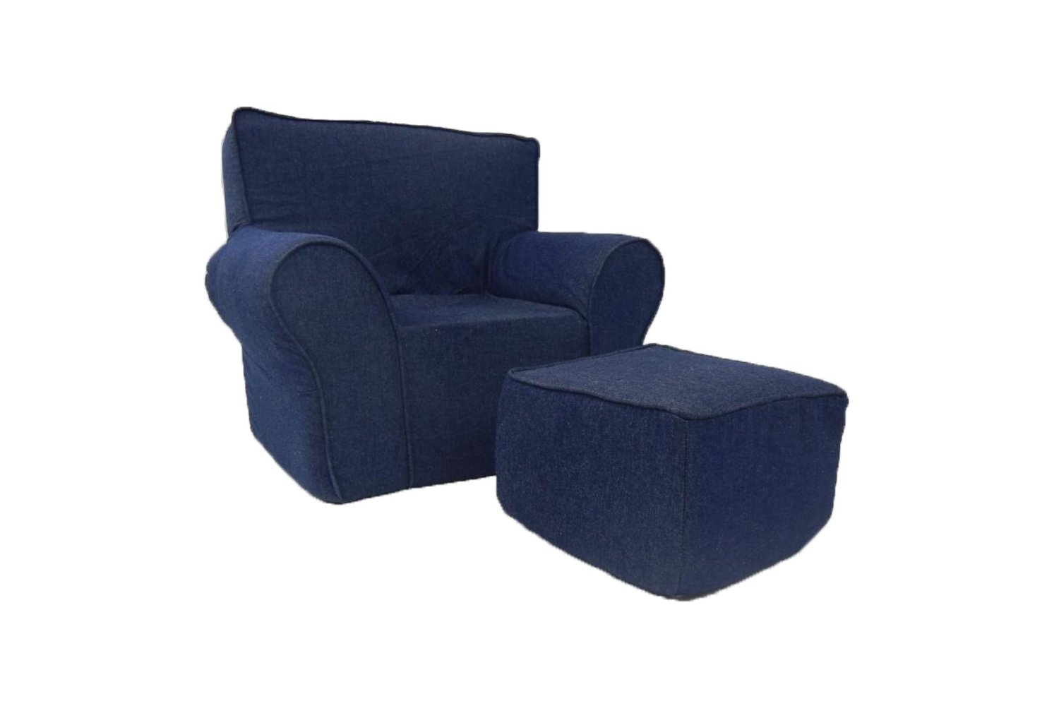 Kids Chair And Ottoman Graco Duodiner High Reviews Total Fab 39 Toddler Sets