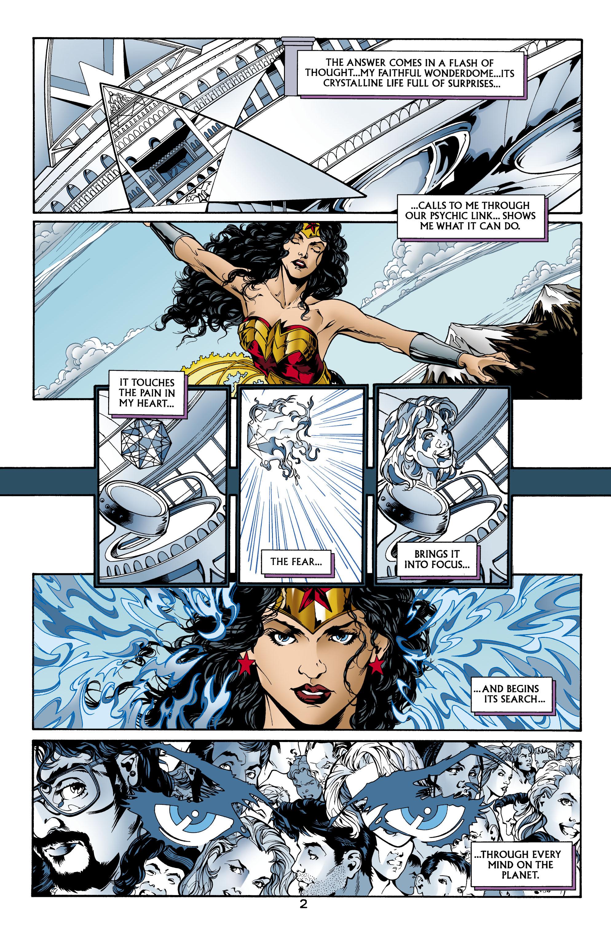 Read online Wonder Woman (1987) comic -  Issue #157 - 3