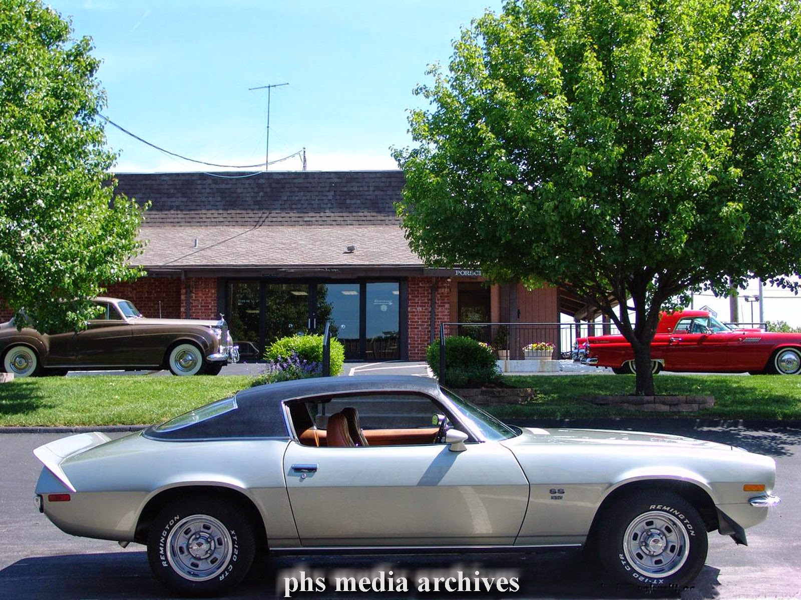 Ghost Cars Series: 1972 Camaro SS 396 | phscollectorcarworld