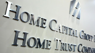 Canada Financial Run at Home Capital Group