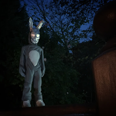 Frank the Bunny Resin Figure by WheresChappell