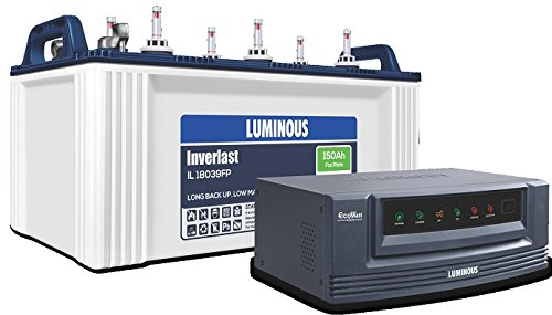 Luminous Inverter With Battery