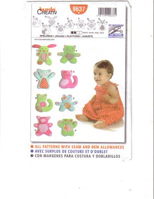 animal patterns - Brinquedo para bebês