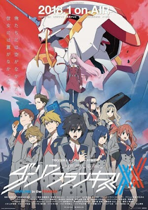Darling in the FranXX (01/??) [HDL] 150MB [Sub.Español] [MEGA]