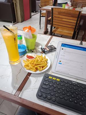 lengkapi perangkat dengan keyboard