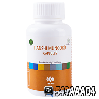 muncord, obat herbal miom