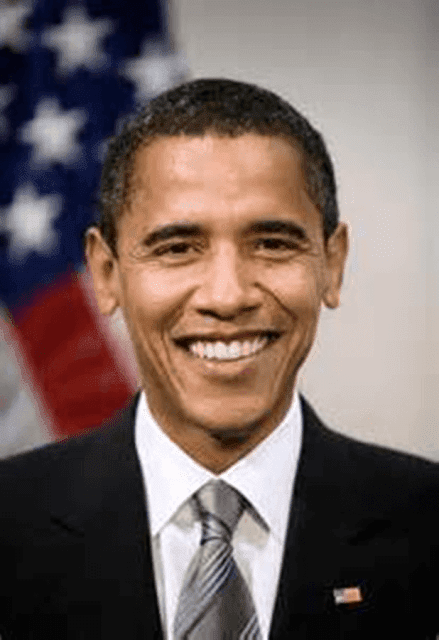 Barack Hussein Obama Former American President HD Wallpaper  Images Photo
