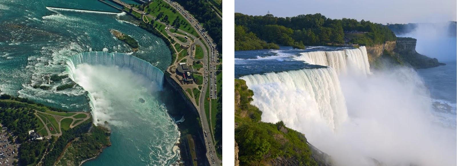 Niagara Falls, United States & Canada