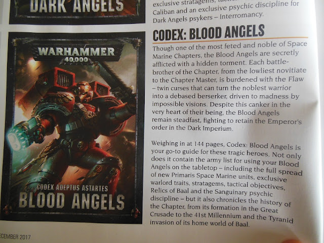 Codex Blood Angels