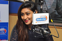 Shravya in skirt and tight top at Vana Villu Movie First Song launch at radio city 91.1 FM ~  Exclusive 96.JPG