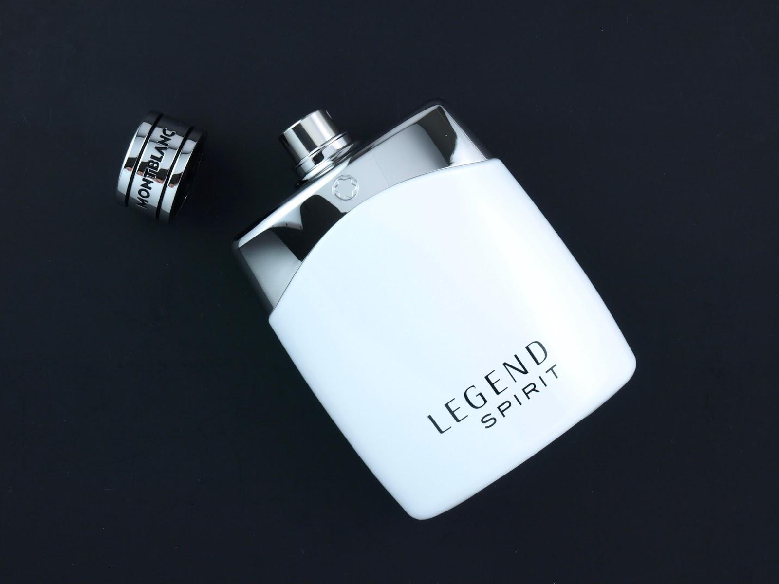 Montblanc Legend Spirit Eau De Toilette Review The Happy Sloths Parfum Original Mont Blanc For Men 100ml