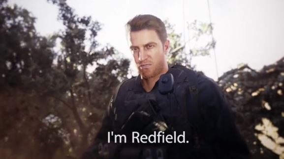 Redfield RE7