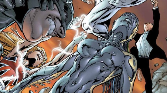 THE AUTHORITY, DE WARREN ELLIS Y BRYAN HITCH. LA CRITICA