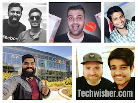 Top 5 Tech YouTubers in INDIA