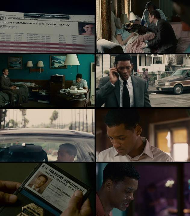 Seven Pounds 2008 Dual Audio Hindi 480p BluRay