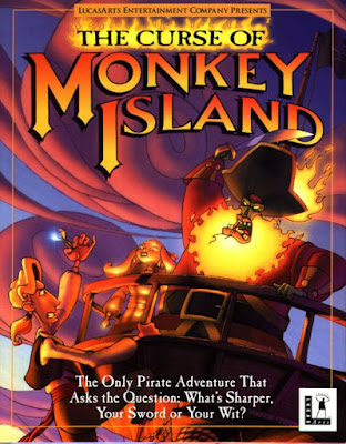 Descargar The Curse of Monkey Island