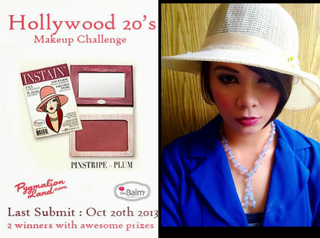 Flapper Style Make Up