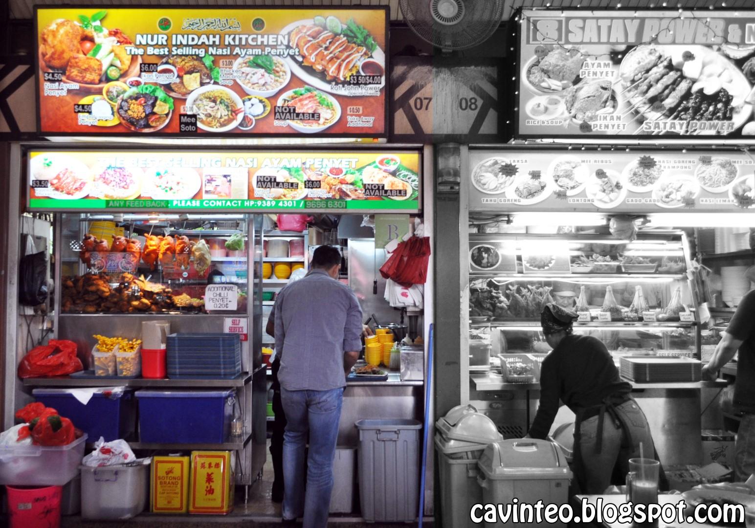 Bedok Hawker Centre Good Food
