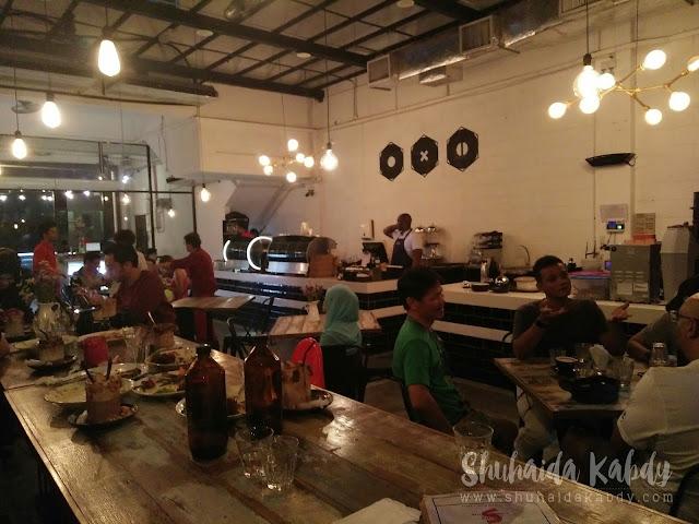 Garage 51 bandar sunway cafe hipster terbaik