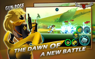 Download Zombie Avengers : Stickman War Z Apk Mod Skill No Cooldown V2.1.8 For Android Terbaru 2017 3