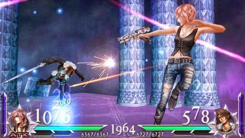 Dissidia 012 arcade mode prizes for mega