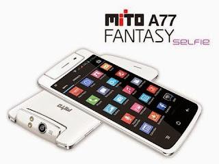 Cara Instal Ulang Mito Fantasy Selfie A77 KITKAT Via PC - Mengatasi Bootloop