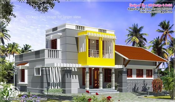 1500 sq-ft house design