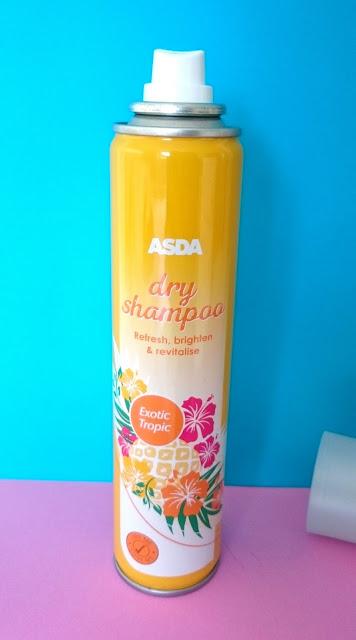 Asda Dry Shampoo Review