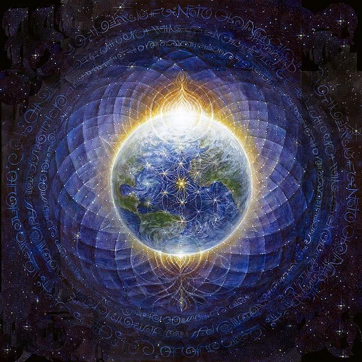 2014年8月17日讯息 『致地球上所有冥想团体的公开信』