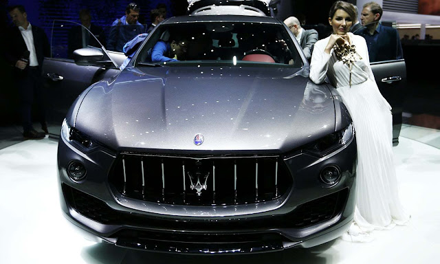 86th Geneva International Motor Show 2016 in Photos