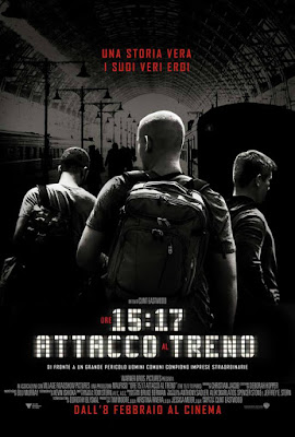 Ore 15:17: Attacco Al Treno Eastwood