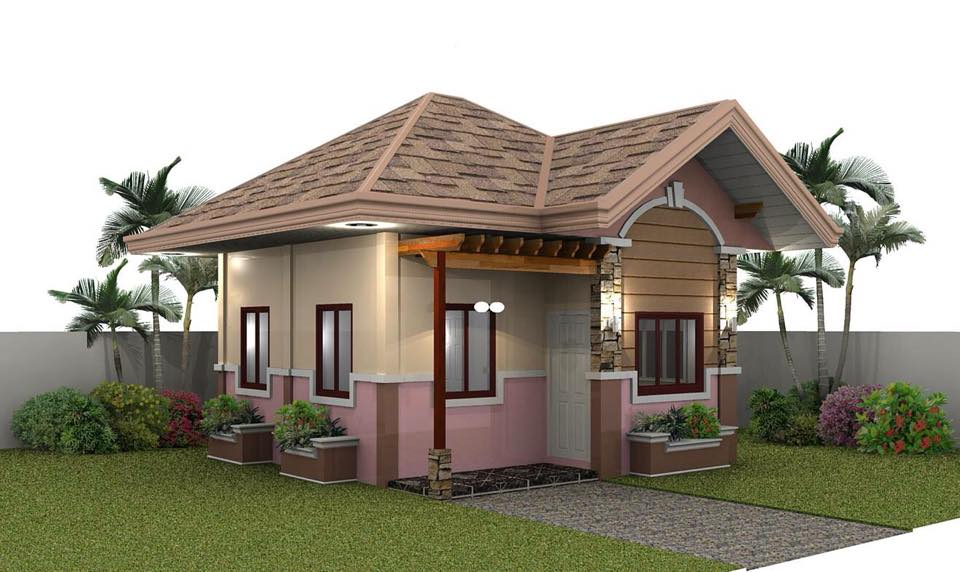 Small houses plans for affordable home construction for Cheapest home builder