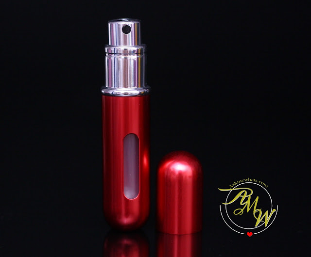 a photo of Travalo Perfume Pod