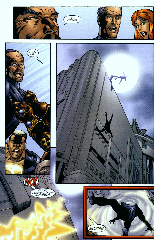 Read online Sigil (2000) comic -  Issue #14 - 17