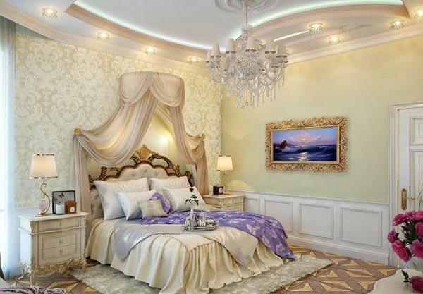 Desain Kamar Tidur Klasik untuk Rumah Minimalis