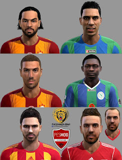 Facepack Spor-Toto-league Pes 2013