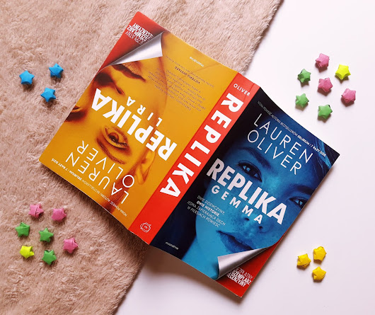 "BookNerd Rev: ""Replika"" Lauren Oliver"